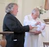 Baptism of Cecellia Margaret Burgess